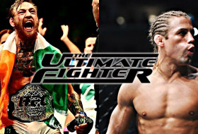 The Ultimate Fighter 22 avsnitt tre - Conor McGregor hetsar Urijah Faber